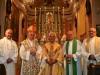 Don Alfonso con amici sacerdoti